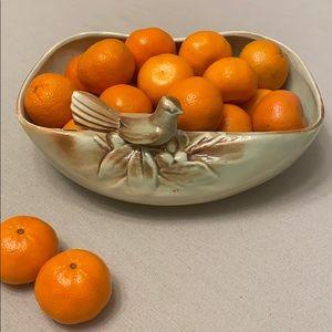 VTG McCoy Pottery Dish